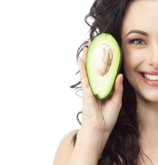 the benefits avocado has to the skin
